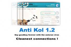 نرم افزار محافظت از ویروس - نرم افزار محافظت از فلش مموری در برابر ویروس - نرم افزار ایمن سازی کولدیسک