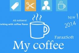 نرم افزار مای کافی - Mycoffee software - نرم افزار ساخت کلیدهای میانبر - نرم افزار ساخت کلید میانبر برای نوشته ها