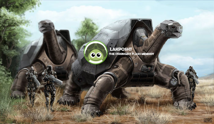 نرم افزار لاکپشت,ضدویروس لاکپشت,آنتی ویروس جدید