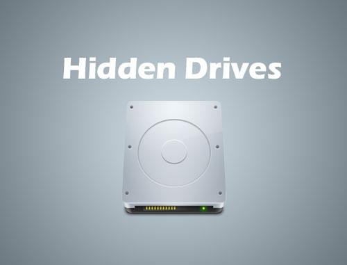 مخفی سازی هارد,مخفی سازی درایوها,نرم افزار مخفی کردن درایوها
