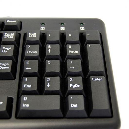 تایپ ده انگشتی اعداد,تایپ سریع اعداد,تایپ کردن