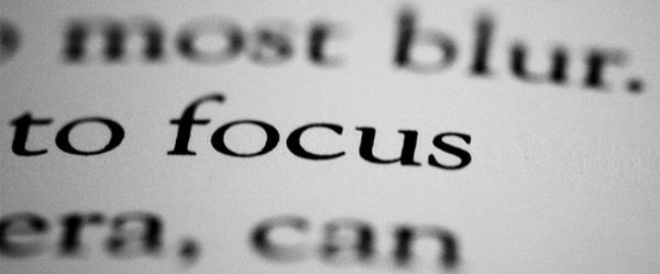 تمرکز بیشتر