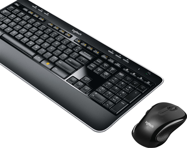 Logitech Wireless Combo MK530 Advanced