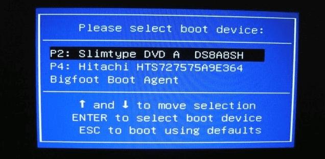 نحوه دسترسی به منو بوت کامپیوتر