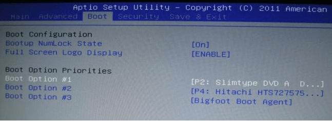 مراحل بوت شدن کامیپوتر و لپ تاپ