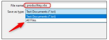 مرحله ۳ : استفاده از Windows Registry شماره سریال ویندوز 10